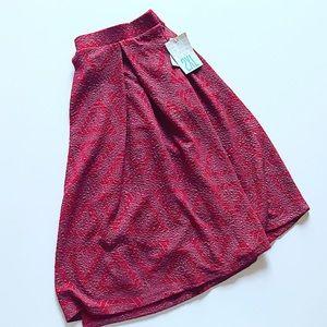 LULAROE  Madison Plus Size Skirt